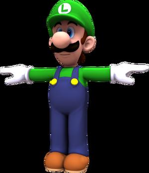 Luigi update render by luigimariogmod-d4ie3ii