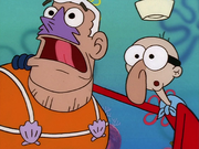 Mermaid Man and Barnacle Boy 136