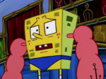 MuscleBob BuffPants 111