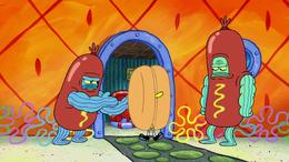 SpongeBob You're Fired 321
