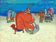 SpongeGuard on Duty 104