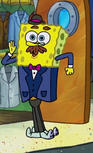 Tailor Tom in disguise