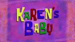 Karen's Baby