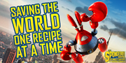 Saving the world one recipe at a time