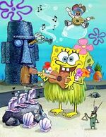 Spongebobsummerwallpaper
