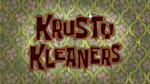Krusty Kleaners