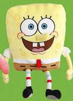 Nickelodeon jumbo SpongeBob plush