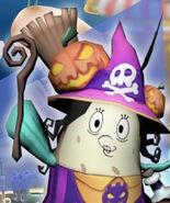SpongeBob-Mrs-Puff-witch-model