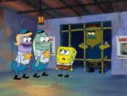 SpongeBob Meets the Strangler 198