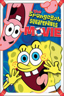 SpongeBob movie new DVD