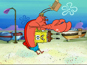Larry the Lobster in Pet or Pests-17