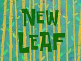 New Leaf title card