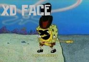 Spongebob XD Face