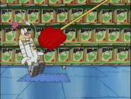 Barg'N-Mart in Karate Choppers-12