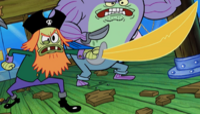 Piratecaptaindyingforpie