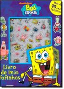SpongeBob-3D-sticker-book