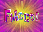 Fiasco! title card