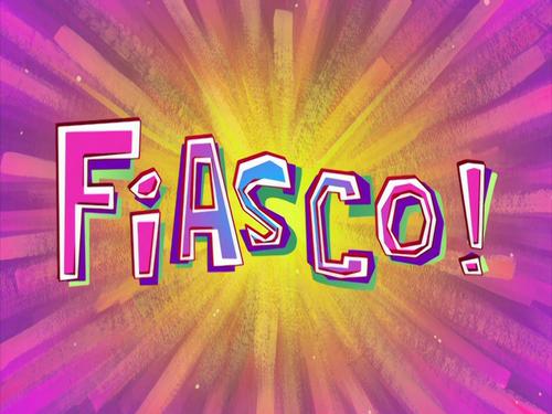 Fiasco! title card