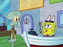 Squid's Day Off 134