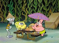 Club SpongeBob promo art