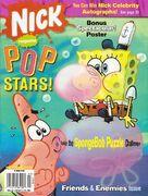 Nick magazine pop star