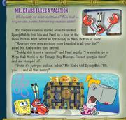 SpongeBob SquarePants Pearl Krabs Character Book Scene Nickelodeon 7