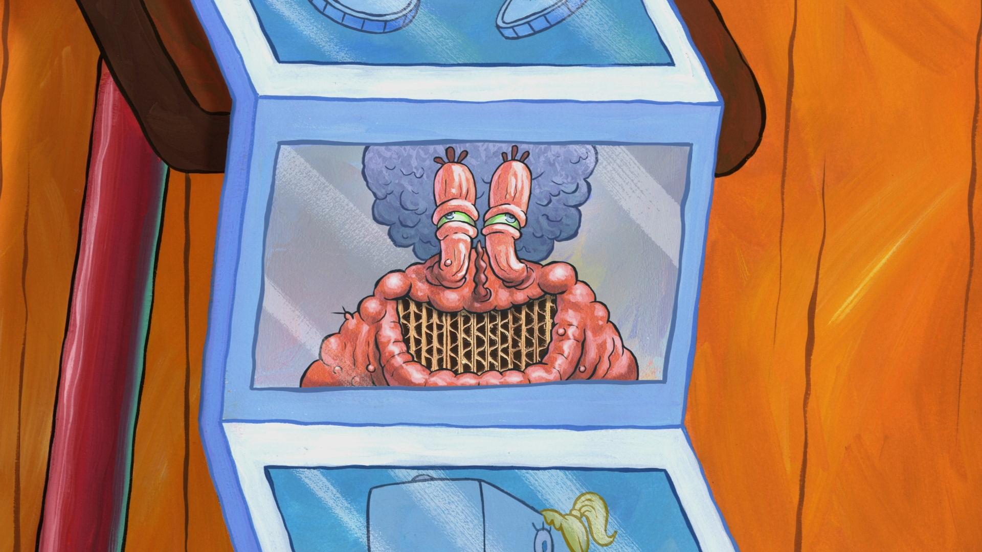 Bremmatic: Mr Krabs Daughter From Spongebob