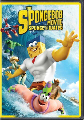 File:The SpongeBob Movie - Sponge Out of Water normal DVD.jpg