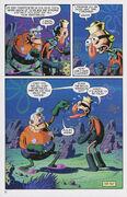 Mermaid Man & Barnacle Boy vs. Plankton! Page 4