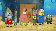 Plankton's Old Chum 153