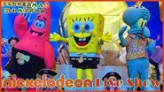 SpongeBob Gold Live Stage Show