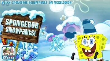 SpongeBob SnowPants - Do You Wanna Build A Snowman? (Nickelodeon Games)