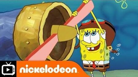 SpongeBob SquarePants - The Sponge Who Could Fly Nickelodeon