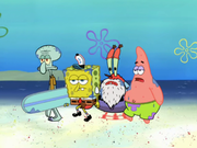 SpongeBob SquarePants vs. The Big One 402