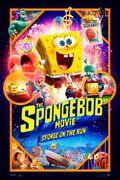 Sponge on the run wallpaper poster