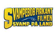 The SpongeBob Movie - Sponge Out of Water Norwaigian logo