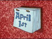 Fools in April 018
