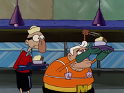 Mermaid Man and Barnacle Boy 086