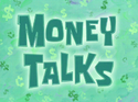 Money Talks title card