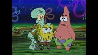 SpongeBob Shanghaied - Patrick's Ending