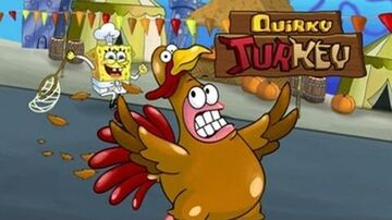 SpongeBob SquarePants Quirky Turkey
