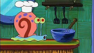 Spongebob Spongebash - Gary