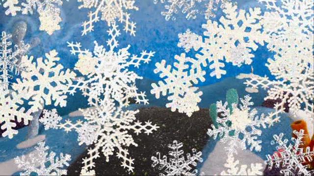 File:It's a SpongeBob Christmas! - Snowflakes.png