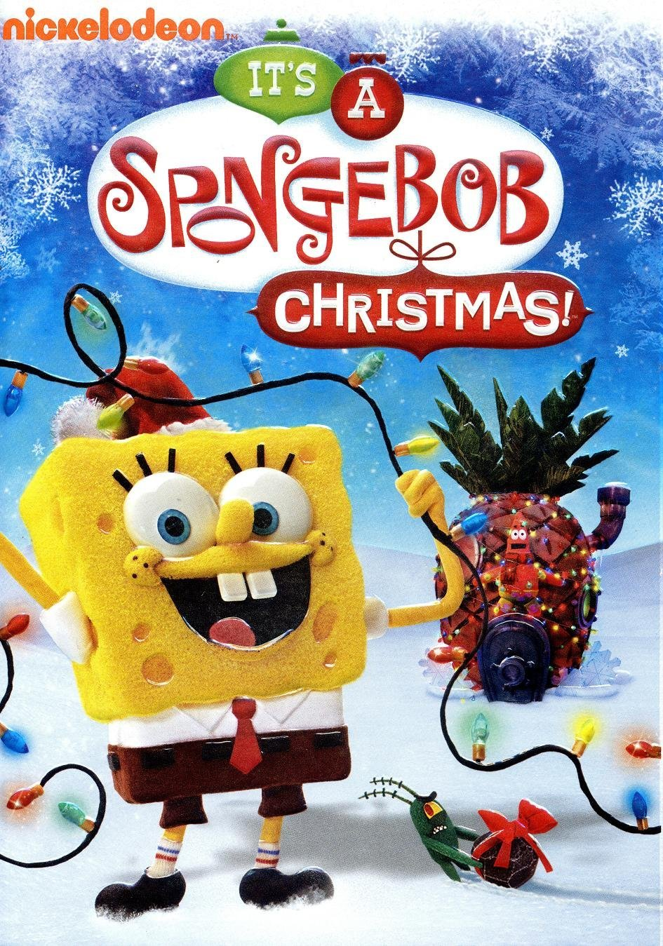 It's a SpongeBob Christmas! (DVD) | Encyclopedia SpongeBobia