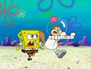 Sandy, SpongeBob, and the Worm 159