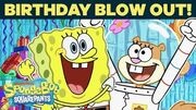 SpongeBob's Party 🎂 SPONGEBOB'S BIG BIRTHDAY BLOW OUT 🎉 SpongeBob