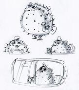 SpongeBob-Mrs-Puff-concept-art-Stephen-Hillenburg