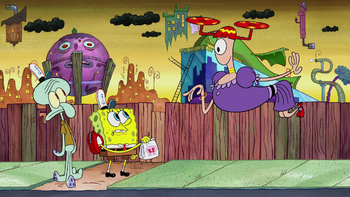 SpongeBob in RandomLand 090