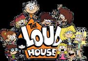 The Loud House logo