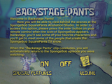 Backstage Pants
